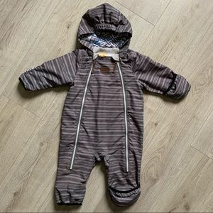Trois Moutons mid-season outdoor one-piece baby